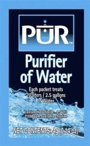 P&G Pur in U.S.
