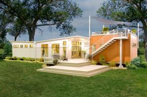 Clayton i House