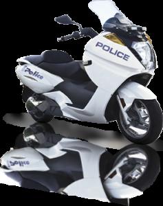 police_bike