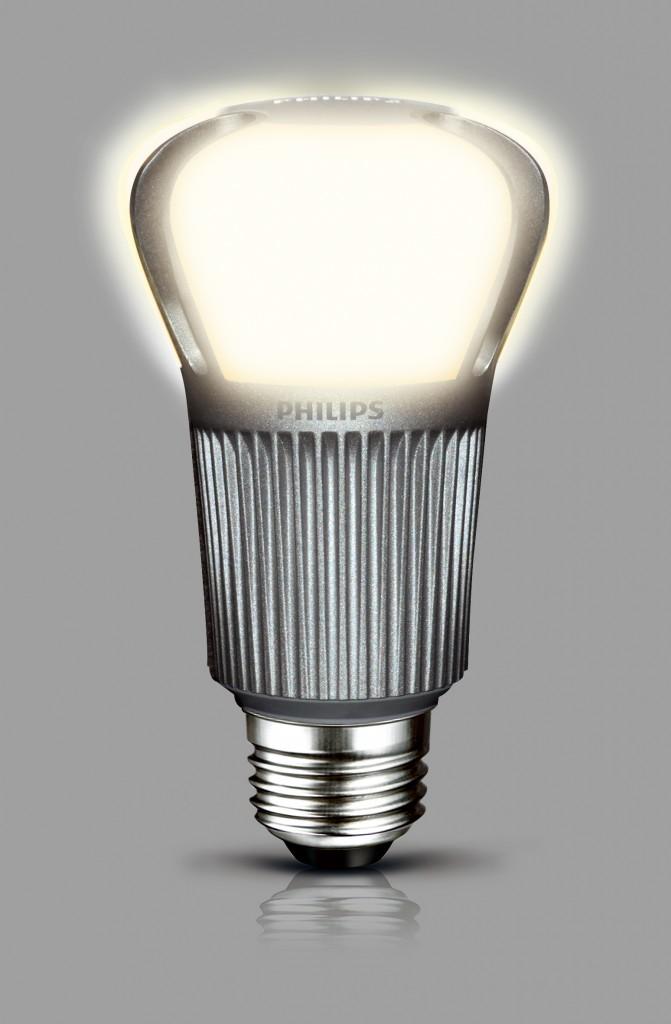 12_60W LED Lamp_on Philips