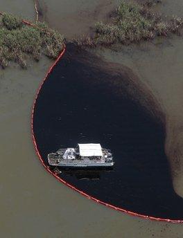 Gulf Oil Spill Retro Nation