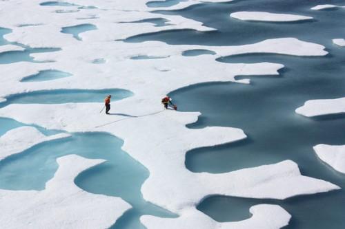 Les changements climatiques en Arctique s'accélèrent